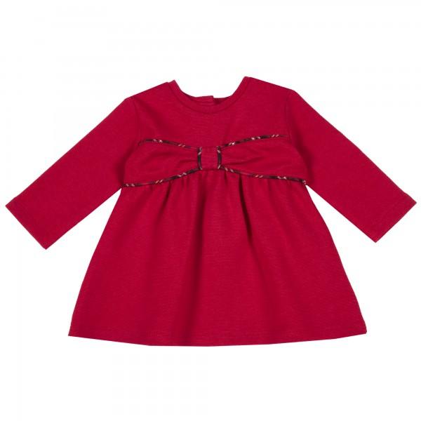 Κόκκινο φορεματάκι με φιόγκο από την Chicco