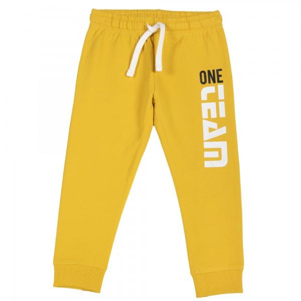 Παντελόνι φόρμας αγορίστικο κίτρινο από την Chicco