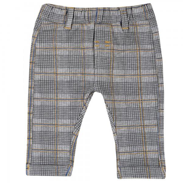 Παντελόνι γκρι καρό από την Chicco