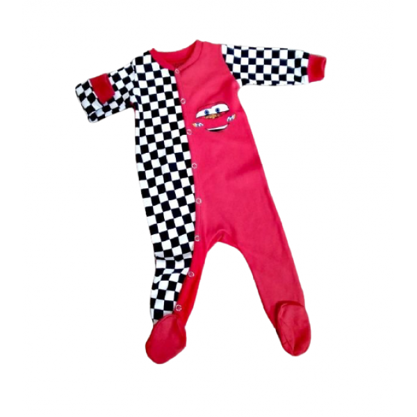 Φορμάκι αγορίστικο κόκκινο με σχέδιο McQueen