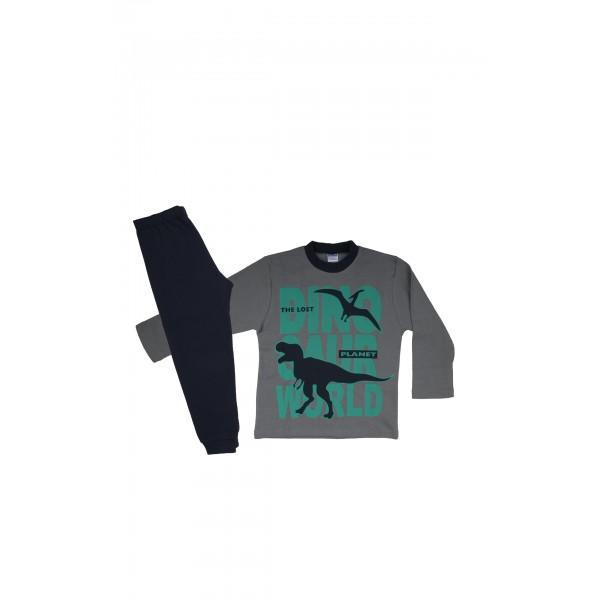 Πιτζάμα παιδική με δεινόσαυρο