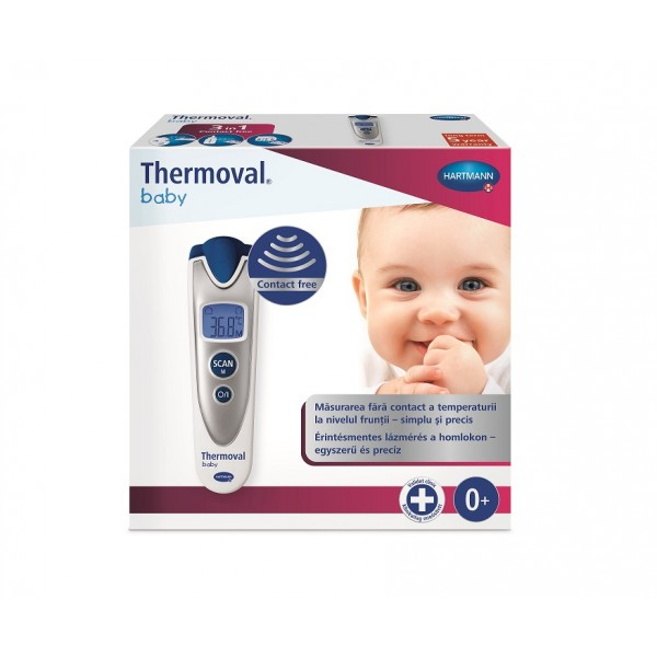 Θερμόμετρο Μετώπου non-contact Hartmann Thermoval Baby