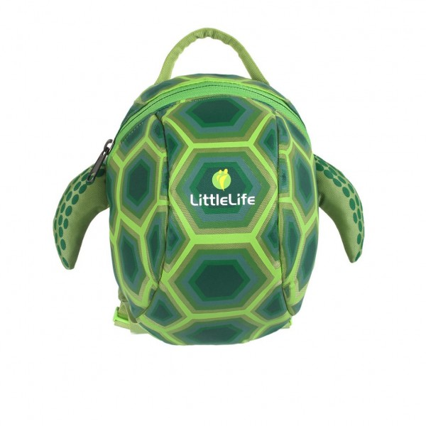 Σακίδιο νηπίου 1-3 ετών Littlelife 2lt Turtle Πράσινο