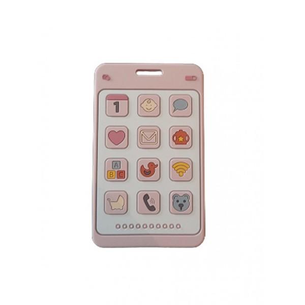 Μασητικό οδοντοφυΐας κινητό τηλέφωνο 3+ μηνών