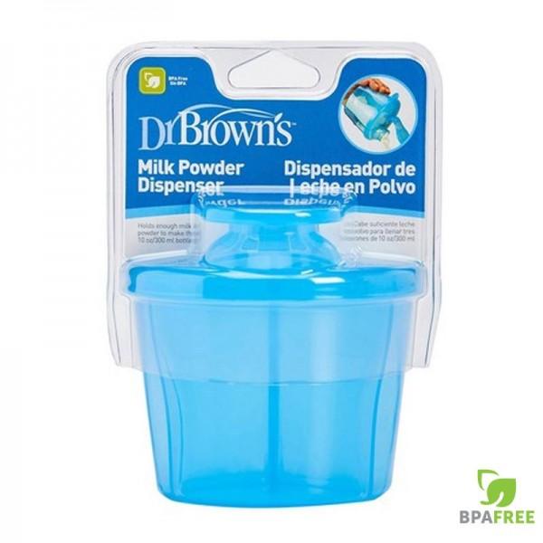 Δοσομετρητής Σκόνης Γάλακτος Γαλάζιο Milk Powder Dispenser Dr Brown's