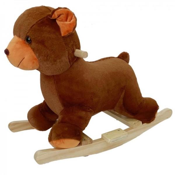 Κουνιστό παιχνίδι ξύλινο Αρκουδάκι