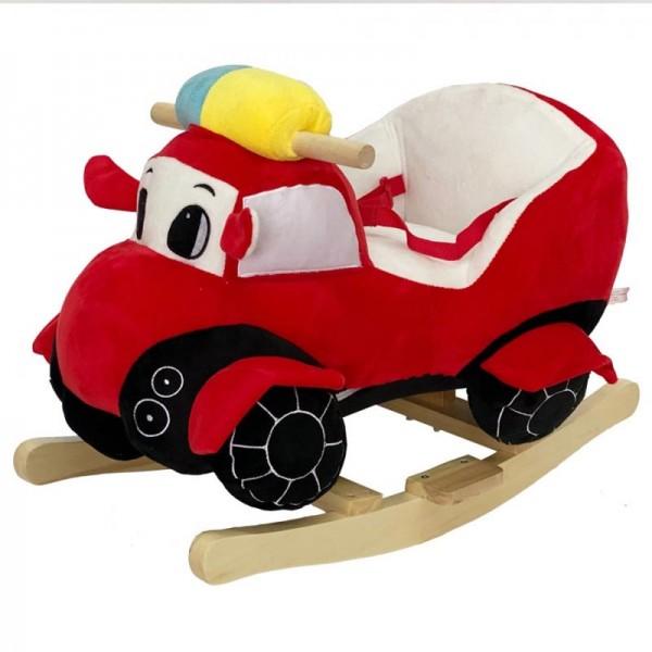Κουνιστό παιχνίδι ξύλινο Αυτοκίνητο