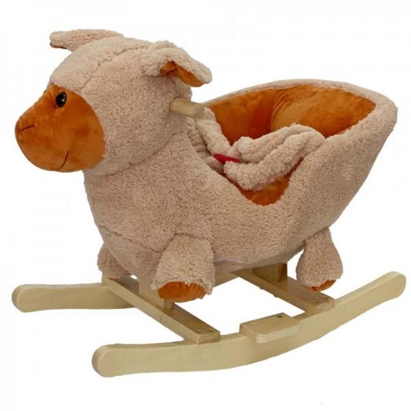 Κουνιστό παιχνίδι ξύλινο Προβατάκι