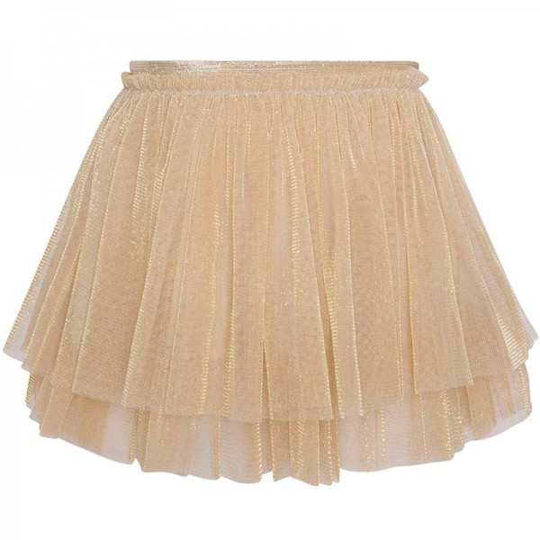 Χρυσή φούστα tutu
