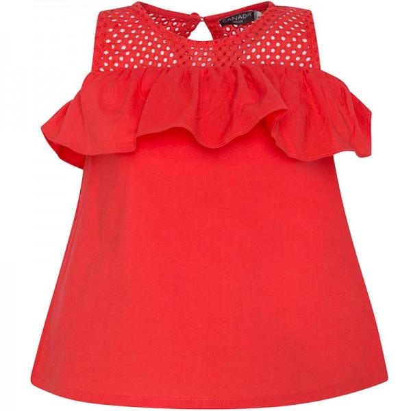 Φόρεμα κόκκινο από την Canada House.