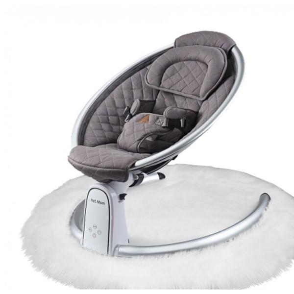 Ρηλάξ βρεφικό κάθισμα Hot Mom Γκρι