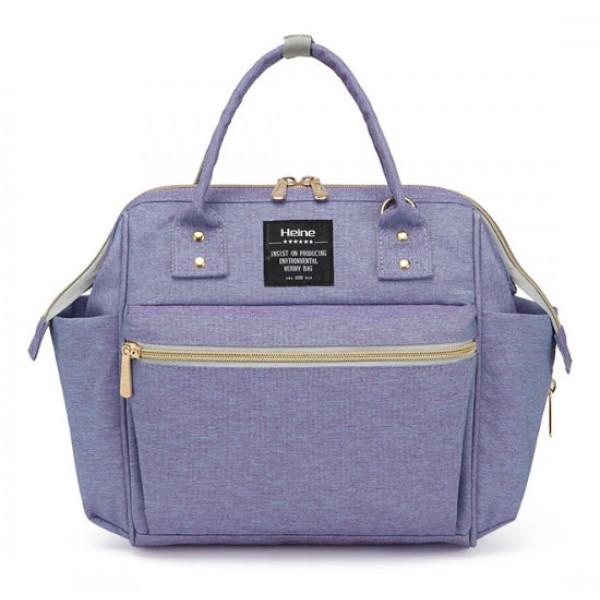 Τσάντα μωρού ανοιχτό μοβ